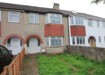 Thumbnail 3 bed terraced house to rent in Burnham Road, Dartford