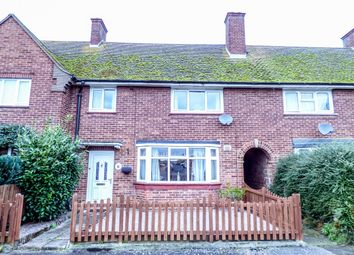 Thumbnail 3 bed terraced house for sale in Huntingdon Road, Kempston, Bedford