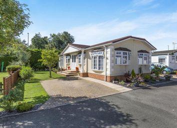 Thumbnail 3 bed mobile/park home for sale in Harthurstfield Park, Fiddlers Green Lane, Cheltenham