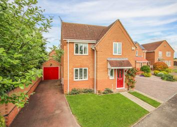 Thumbnail 3 bed detached house for sale in Chestnut Rise, Burwell, Cambridge