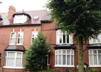 Thumbnail 1 bed flat to rent in Selborne Road, Handsworth Wood