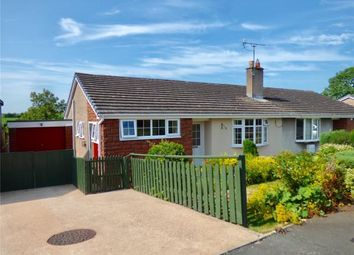Thumbnail 3 bed semi-detached bungalow for sale in Barrowmoor Road, Appleby-In-Westmorland, Cumbria