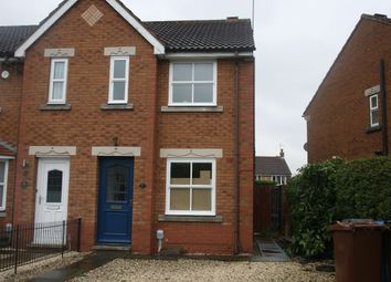 Thumbnail 2 bedroom semi-detached house to rent in Lindengate Avenue, Hull