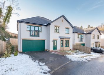 Thumbnail 5 bed detached house for sale in Westmill Haugh, Lasswade, Midlothian
