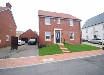 Thumbnail 4 bed detached house for sale in Lon Ffion, Pontrhydyrun, Cwmbran