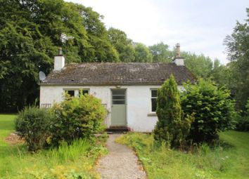 Thumbnail 2 bed cottage to rent in Burnhervie, Inverurie