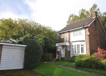 Thumbnail 3 bed detached house for sale in Shortlands Close, Eastbourne