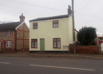 Thumbnail 2 bed detached house for sale in Cheese Hill, East Harling, Norwich
