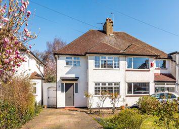 Thumbnail 3 bed semi-detached house for sale in Pickhurst Rise, West Wickham