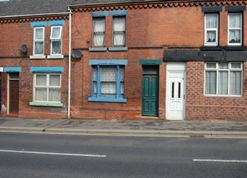 Thumbnail 1 bed flat to rent in Ground Floor Flat, Beckett Road, Doncaster