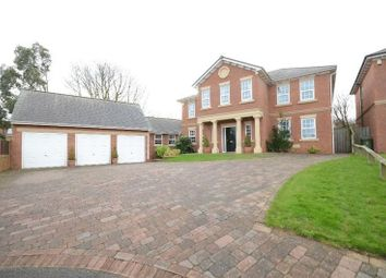 Thumbnail 5 bedroom detached house for sale in Thornfield House, The Meadows, Seaton, Seaham, County Durham