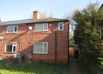 Thumbnail 3 bed semi-detached house for sale in Eltham Close, Nottingham