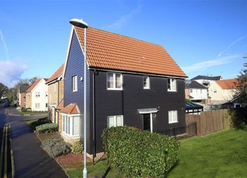 Thumbnail 3 bed detached house for sale in Blenheim Way, North Weald, Epping
