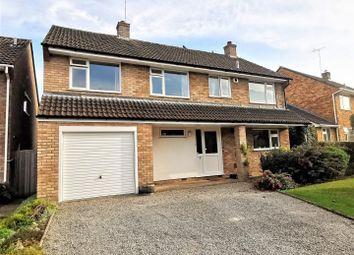 Poynings Crescent, Basingstoke RG21. 6 bed detached house