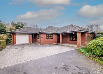 Tibberton, Newport TF10. 2 bed detached bungalow for sale