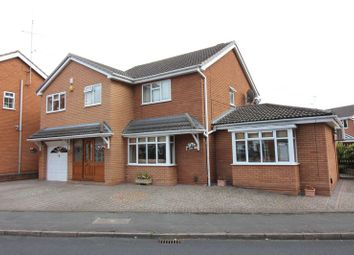 4 bed detached house for sale in Carnforth Close, Kingswinford DY6