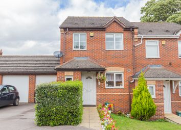 3 bed end terrace house for sale in Malthouse Close, Irthlingborough, Wellingborough NN9