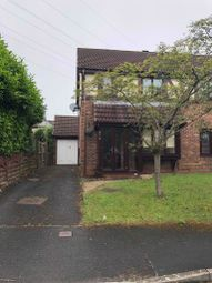 Thumbnail 3 bed semi-detached house to rent in Clos Y Geli, Llanelli