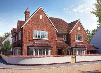 "Thumbnail 5 bed detached house for sale in ""Kingfisher House"" at Dollicott, Haddenham, Aylesbury"