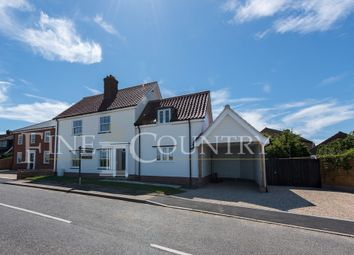 Thumbnail 4 bedroom detached house for sale in Park Lane, Glemsford, Sudbury