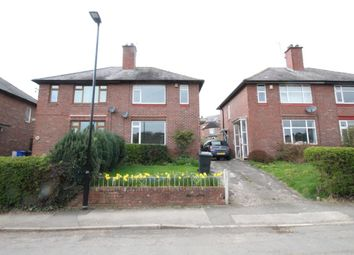 Thumbnail 3 bed semi-detached house to rent in Glover Road, Totley Rise, Sheffield