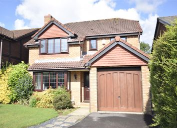 Thumbnail 4 bedroom detached house to rent in Davis Close, Barrs Court, Bristol