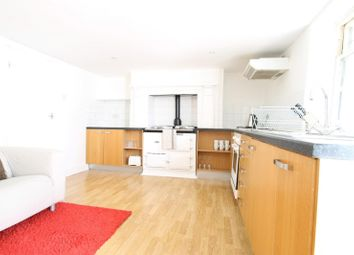 Thumbnail 1 bed flat to rent in Holly Grove, London