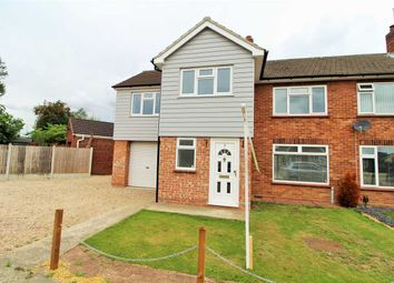 Thumbnail 4 bed semi-detached house for sale in Gainsborough Road, Prettygate, Colchester
