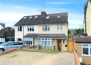 5 bed semi-detached house for sale in Gallows Hill, Kings Langley WD4