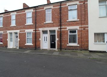 Thumbnail 2 bedroom flat for sale in Hambledon Street, Blyth, Northumberland