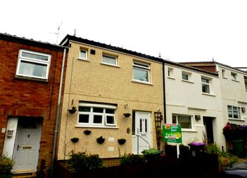 Thumbnail 4 bed terraced house for sale in Stour Court, Thornhill, Cwmbran