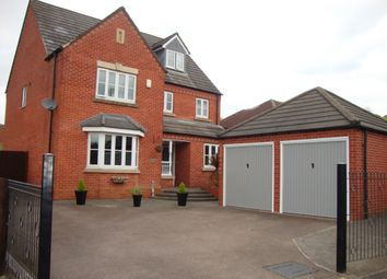 Thumbnail 6 bed detached house for sale in Wood Lane, Newhall