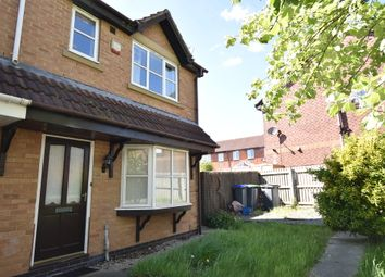Thumbnail 2 bed semi-detached house for sale in Plovers Way, Blackpool