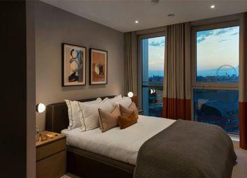 Thumbnail 1 bed flat to rent in 251 Southwark Bridge Road, London