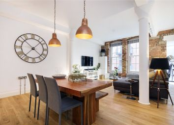 Thumbnail 2 bedroom flat for sale in Block A, The Jam Factory, 27 Green Walk, London