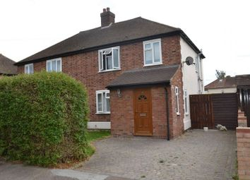 Thumbnail 4 bed semi-detached house to rent in Ward Road, Cambridge