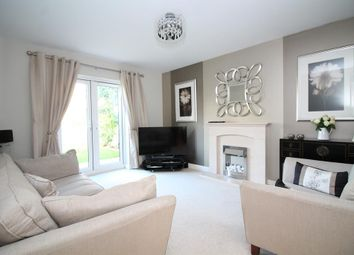 Thumbnail 4 bed detached house for sale in Kittiwake Drive, Portishead, North Somerset