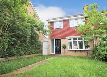 Thumbnail 3 bed terraced house to rent in Church Lane, Bedford
