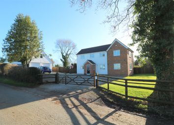 Thumbnail 4 bed cottage for sale in Four Oaks, Newent