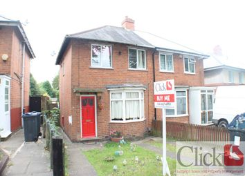 Thumbnail 3 bed property for sale in Barnsdale Crescent, Birmingham, West Midlands