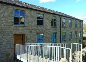 Thumbnail 1 bed flat to rent in Hyde Bank Mill, Hyde Bank Road, New Mills