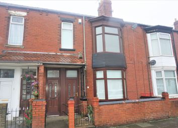 Thumbnail 3 bedroom flat for sale in Ashley Road, South Shields