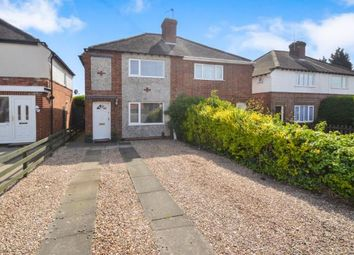 Thumbnail 3 bed semi-detached house for sale in Wanlip Lane, Birstall, Leicester, Leicestershire