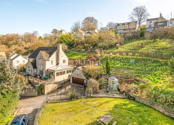 Thumbnail 4 bed detached house for sale in Burleigh, Stroud