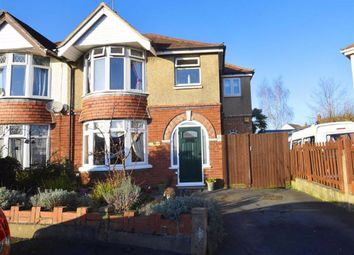 Thumbnail 5 bed semi-detached house for sale in Coniston Road, Longlevens, Gloucester