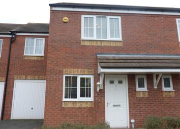 Thumbnail 3 bed property to rent in Gorsey Close, Handsacre, Rugeley