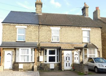 Thumbnail 3 bed terraced house for sale in High Street, Arlesey, Beds