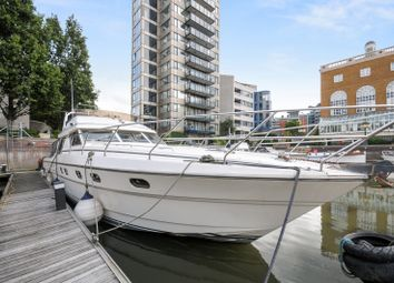 Thumbnail 2 bed houseboat for sale in Chelsea Harbour, London