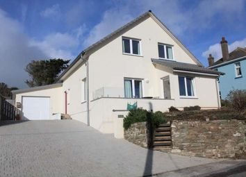 Thumbnail 4 bedroom detached house for sale in Grand View Road, Hope Cove, Kingsbridge