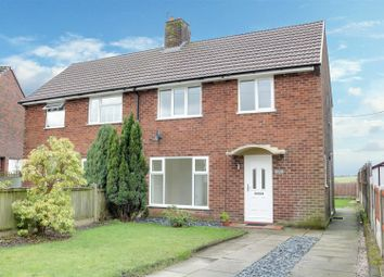 Queen Street, Audley, Stoke-On-Trent ST7. 3 bed semi-detached house for sale